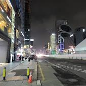 Станция метро  станции  Gangnam Station