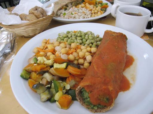 Uriel restaurant vegetariano vegano