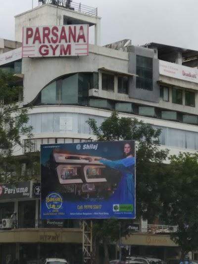 PARSANA HEALTH CENTRE PVT LTD (PARSANA GYM)