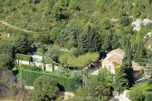 Chateau des Baux de Provence, Les Baux de Provence, France