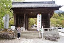 Kozenji Temple, Komagane, Japan
