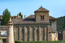 Iglesia de San Caprasio, Santa Cruz De La Seros, Spain
