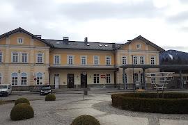 Железнодорожная станция  Bad Ischl