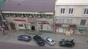 Сфинкс, улица Далгата на фото Махачкалы