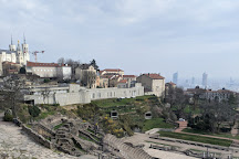 Colline de Fourviere, Lyon, France