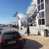 Железнодорожная станция  Albufeira