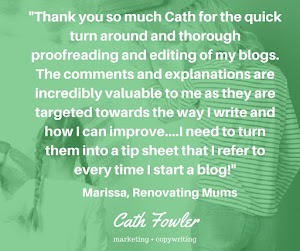 Cath Fowler Marketing and Copywriting