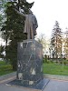 Памятник Ленину на фото Кобрина