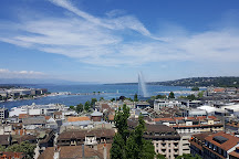 St Pierre Cathedral, Geneva, Switzerland