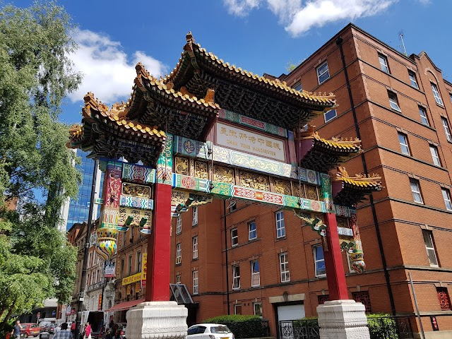 Arch of Chinatown