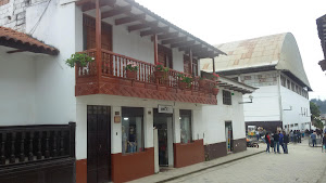 Hotel Chachapoyas 9