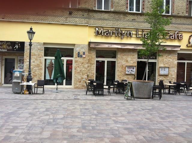 Marilyn Table Dance bar Budapest