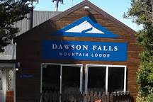Dawson Falls Visitor Center, Stratford, New Zealand