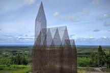 Arkens utställninghall Konst på Hög, Kumla, Sweden