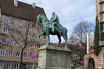 turmdersinne, Nuremberg, Germany