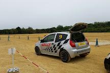 GwynneSpeed Rally School, Down Ampney, United Kingdom