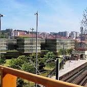 Железнодорожная станция  Alcantara Mar