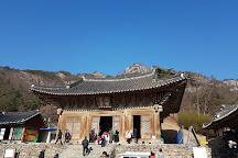 Naesosa Temple, Buan-gun, South Korea