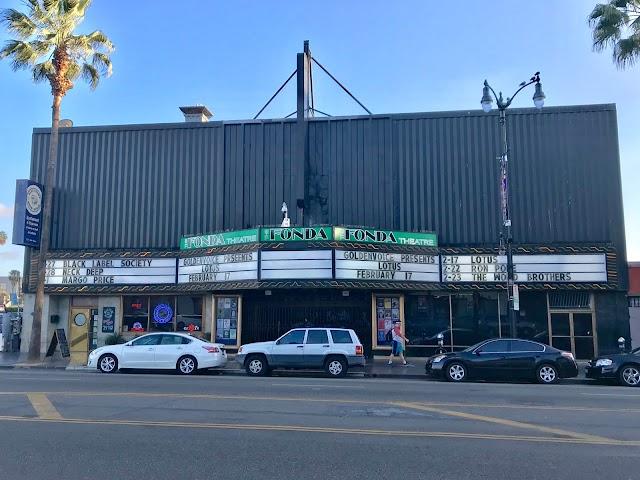 Henry Fonda Theatre