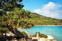 Spiaggia Capo Coda Cavallo, San Teodoro, Italy