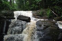 Chutes de Fourgassier, Roura, French Guiana