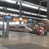 Станция  Muenchen Hbf Gl.27 36