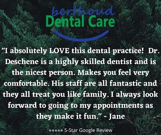 Dr. Jim Deschene Berthoud Dental Care