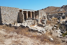 House of Masks, Delos, Greece