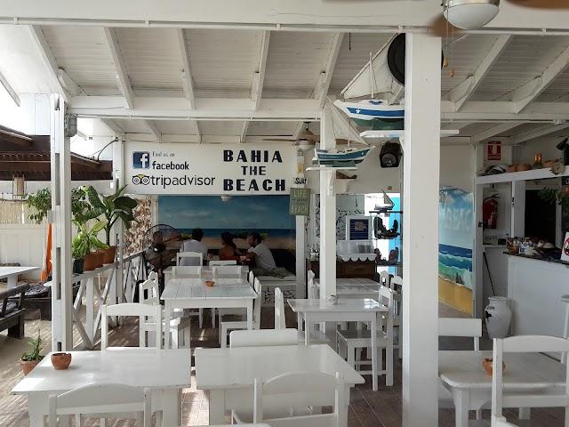Bahia, The Beach