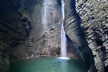 Kozjak Waterfall, Kobarid, Slovenia