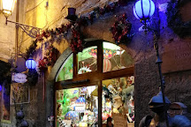 Il Mago di oz, Orvieto, Italy