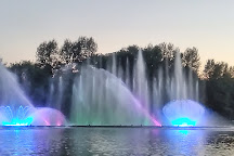 Multimedia Fountain Roshen, Vinnytsia, Ukraine