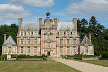 Chateau de Beaumesnil, Beaumesnil, France