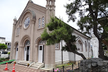 Miyazu Catholic Church, Miyazu, Japan