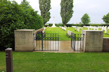 Spoilbank Commonwealth War Graves Commission Cemetery, Ieper (Ypres), Belgium