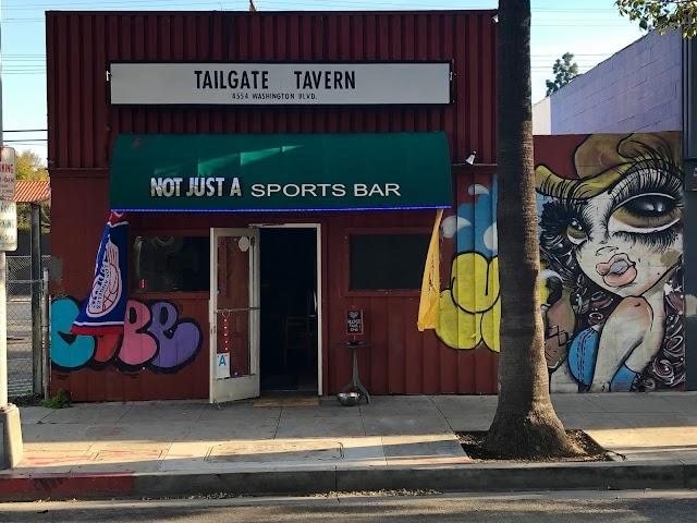 "Tailgate Tavern ""Not just a Sports Bar"""