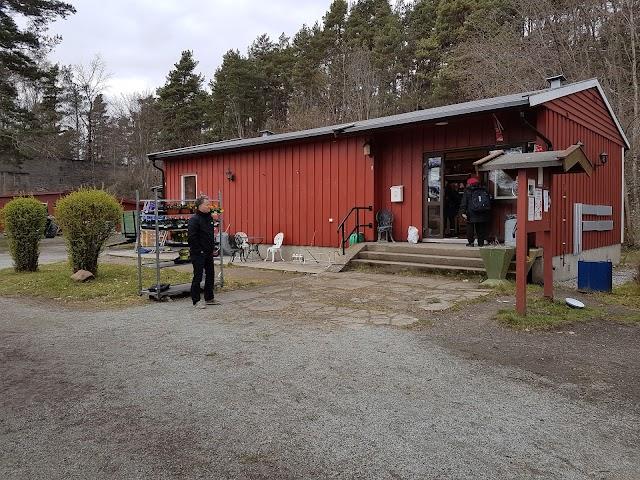 Lindøya / Bleikøya / Nakholmen