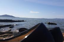Ponta do Tome Beach, Guarda do Embau, Brazil