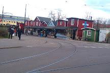 Slottstradgarden, Malmo, Sweden