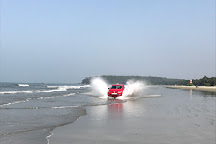 Muzhappilangad Drive-in Beach, Kannur, India