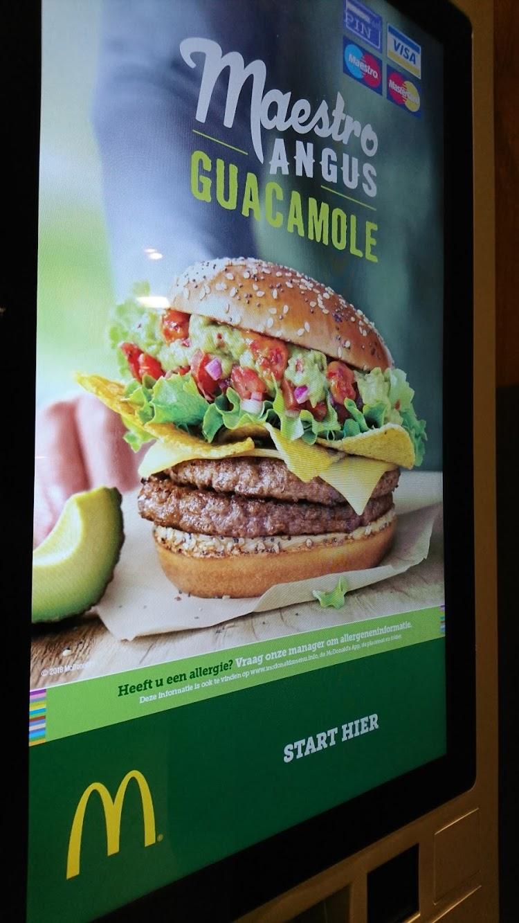 McDonald's Amsterdam Nieuwendijk 70 Amsterdam