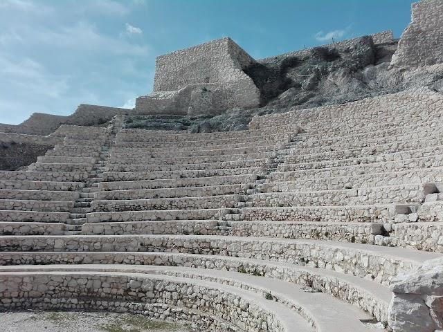 Teatro Romano Pietravairano
