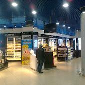 Аэропорт  Minsk MSQ