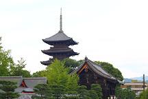 Toji, Kyoto, Japan