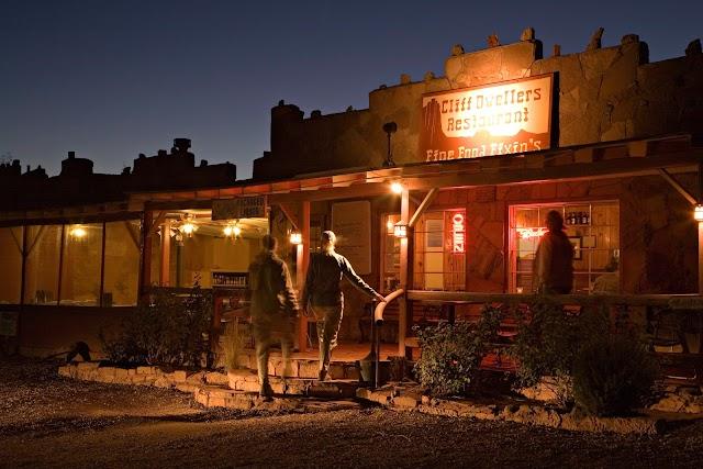 Cliff Dwellers Restaurant