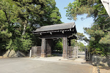 Hamaguri Gomon Gate, Kyoto, Japan