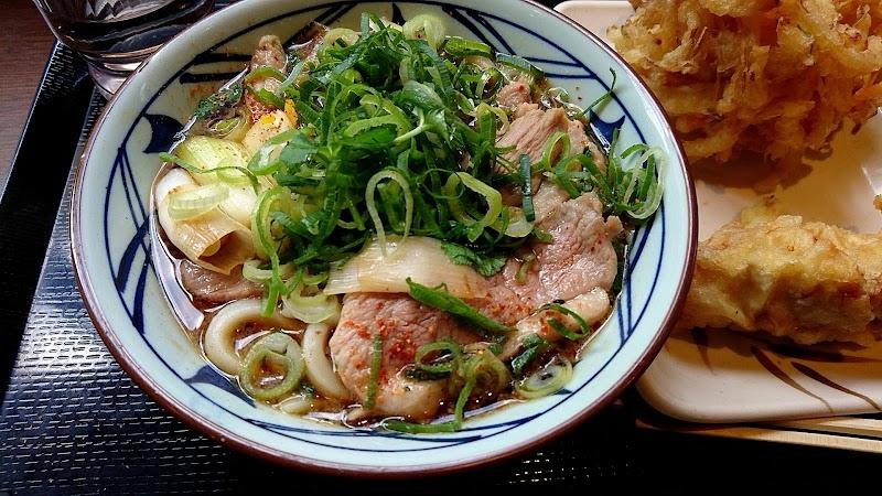 麺 丸亀 大分 製
