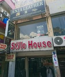 Jenza Leather islamabad
