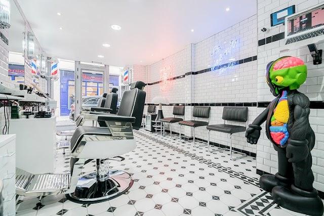 Barbier Paris 14 - GéGé Barbershop Paris - Coiffeur Paris 14