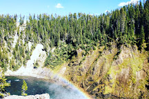 Upper Falls of the Yellowstone River, Yellowstone National Park, United States